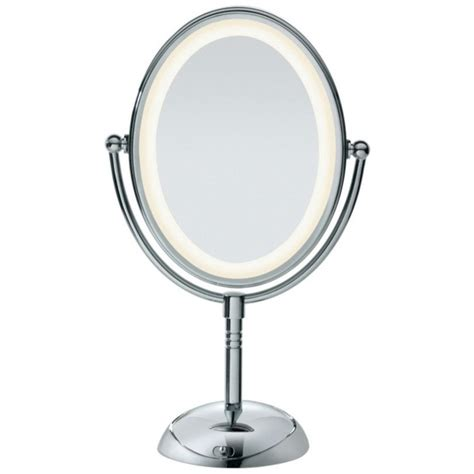 Conair Reflections Led Lighted Collection Mirror Rank