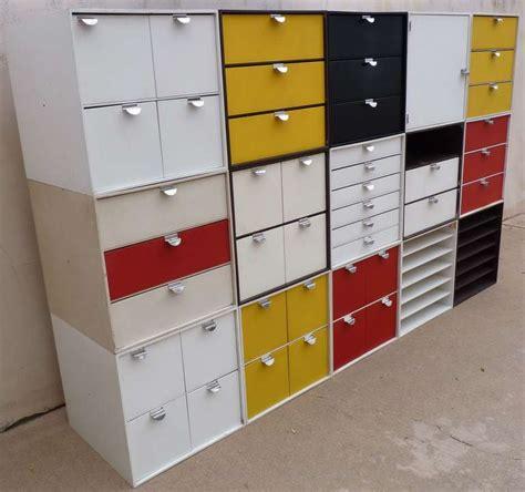palaset modular storage cubes  treston  finland  stdibs