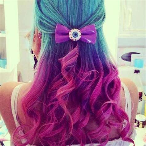 cute hair color ideas tumblr melhores amigas falam tudo os cabelos coloridos mais