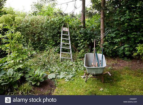 Garten Arbeiten by Landscape Gardening Stockfotos Landscape Gardening