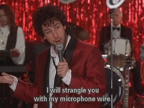 Wedding Singer wedding singer on