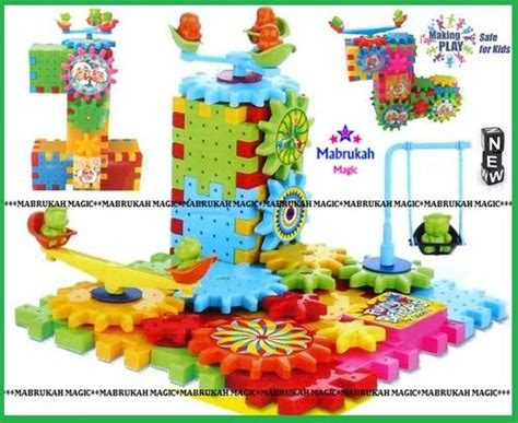 Creative 81 Plastic Puzzle Electric Building Blocks Bricks other educational toys free batteries new new 81pcs electro motion building blocks