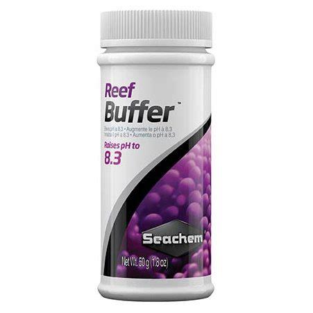 Seachem Reef Buffer Reefbuffer Raise Ph Alkalinity Seachem Buffer seachem reef buffer raises ph to 8 3