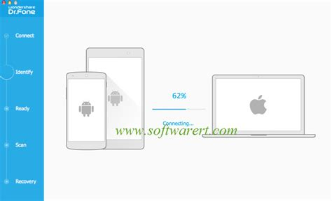 connecting android to mac recover deleted whatsapp messages and data from android phone on mac