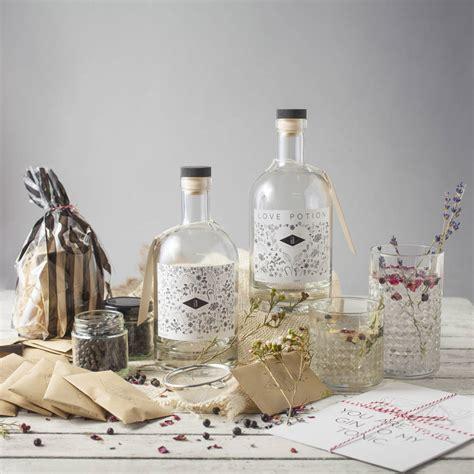 Wedding Gift Kits by Bespoke Wedding Gin Gift Kit By Kitchen Provisions