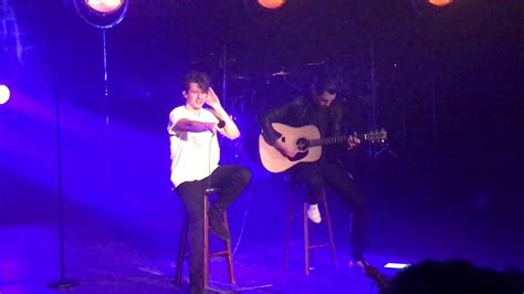 charlie puth then there s you charlie puth then there s you acoustic live youtube