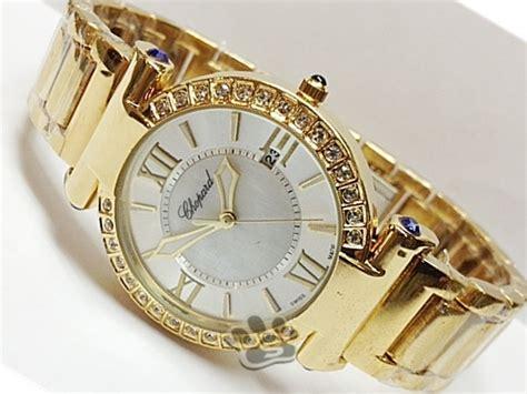 Jam Tangan Wanita Chopard Original jam tangan chopard imperial rantai untuk wanita