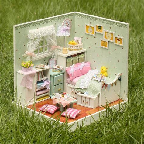 Dollhouse Handmade - cuteroom diy wooden dollhouse the wizard of oz handmade