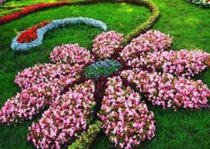 Simple Flower Garden Ideas 1000 Ideas About Flower Bed Designs On Front Flower Beds Flower Beds And Shade