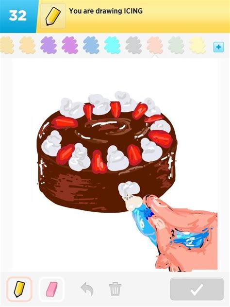 cake doodle free for android icing drawings how to draw icing in draw something the