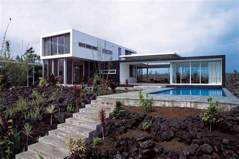 Home Design Story Lava Hawaii Homes Built On Hardened Lava Ecobuilding Pulse