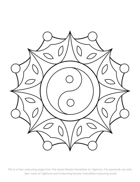 mandala coloring book fabulous designs to make your own best 25 simple mandala designs ideas on