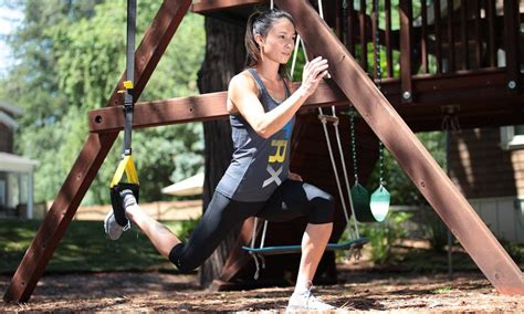 the trx home suspension trainer rogue fitness