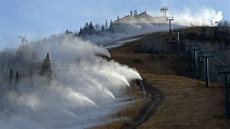 steam boat making steamboat fires up snowmaking my steamboat