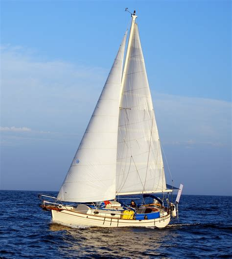 sailboats boats for sale the nor sea 27 sailboat bluewaterboats org