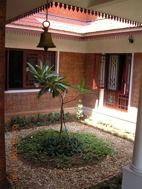 kerala home design with courtyard plan of kerala houses with courtyard home design and style
