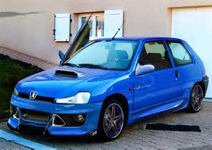 Peugeot 106 Tuning Modify Cars Peugeot 106 Tuning