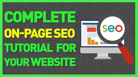 beginning seo on page seo tutorial for beginners how to rank your