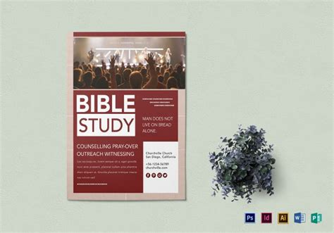 bible study flyer template free 39 church flyer templates psd ai illustrator