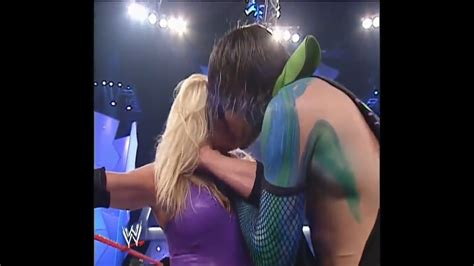 trish stratus jeff hardy trish stratus saved by jeff hardy 03 17 2003 wwe raw