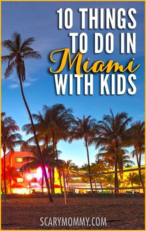 city vacation 10 things to do with kids in portland oregon 10 things to do in miami with kids
