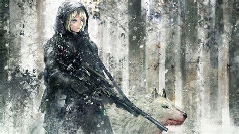 Anime Girl Fantasy Soldier Wallpaper Anime Wallpaper Background | anime girl fantasy soldier wallpaper anime wallpaper