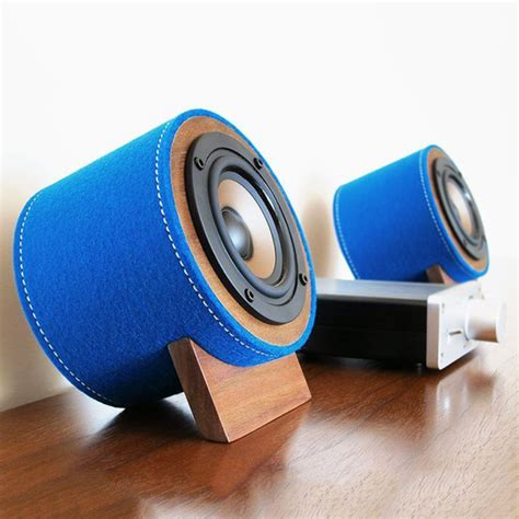 coolest speakers 17 cool and unusual speakers that look great and sound awesome design swan