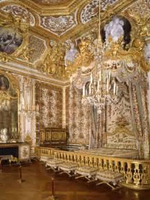 versailles bedroom queen marie antoinette s bedchamber at versailles