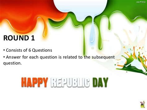 quiz questions based on republic day a z on india republic day quiz 26 01 2013