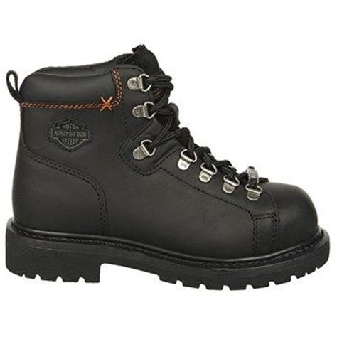 harley davidson s gabby steel toe work boot at footwear taste