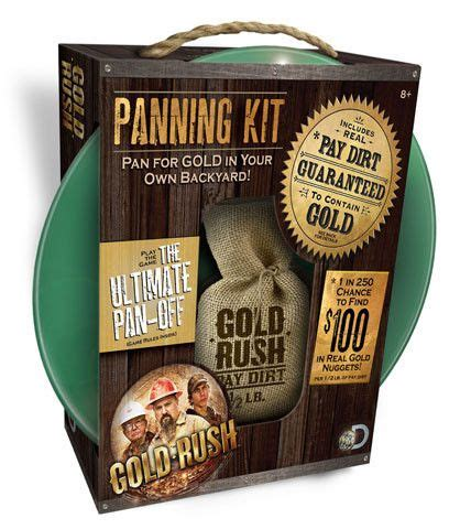 backyard gold panning 22 best panning kits images on pinterest gold rush