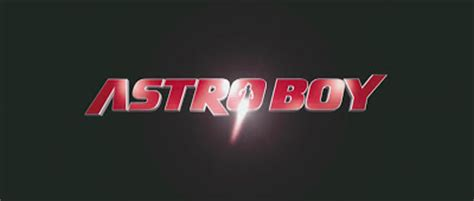 Astro Boy Logo 01 yellow mellow march 2009