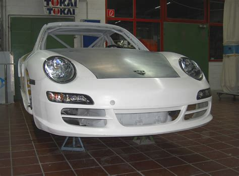 Porsche 996 Facelift Conversion by 997 Look Conversion Kit For 996 Available Yet