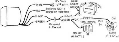 auto meter sport p tach wiring diagram auto free engine