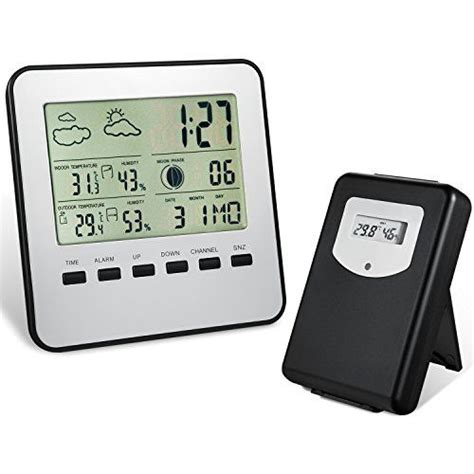 ᐅ best wireless weather stations reviews compare now