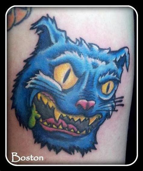 alley cat tattoo virginia alley cat tattoo by boston rogoz tattoonow