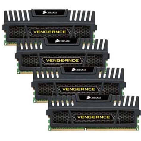 Ram Ddr3 Corsair Vengeance corsair memory vengeance black 16gb ddr3 1600 mhz cas 9