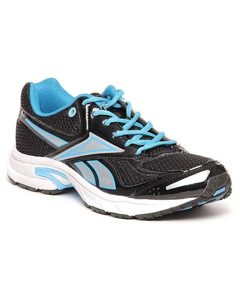reebok black sport shoes price in india buy reebok black