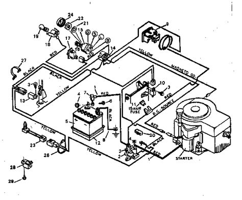 wright stander mower wiring diagram southern states wiring