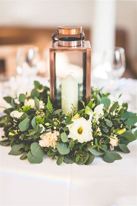 centerpieces for table best 25 greenery centerpiece ideas on green wedding centerpieces simple
