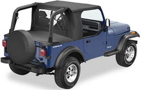 1993 Jeep Wrangler Soft Top Jeep Tops By Bestop For 1993 Wrangler B5381815
