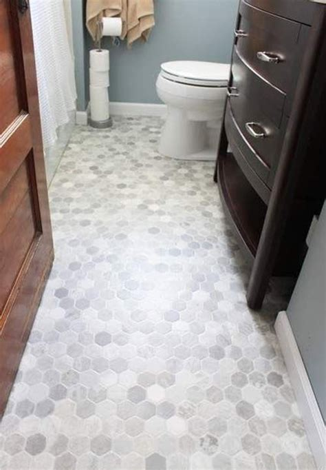 How To Tile A Bathroom Floor by 38 Gray Bathroom Floor Tile Ideas And Pictures
