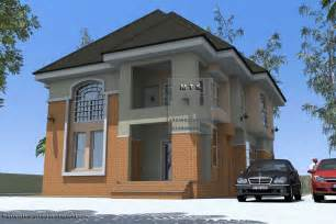 3 Bedroom Duplex Designs In Nigeria by Residential Homes And Public Designs November 2012