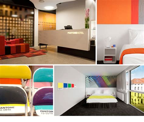 pantone hotel pantone hotel creative graphic design and marketing