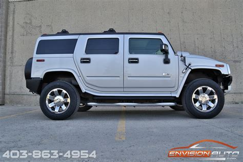Hummer Limited 2009 h2 hummer suv limited edition silver metallic