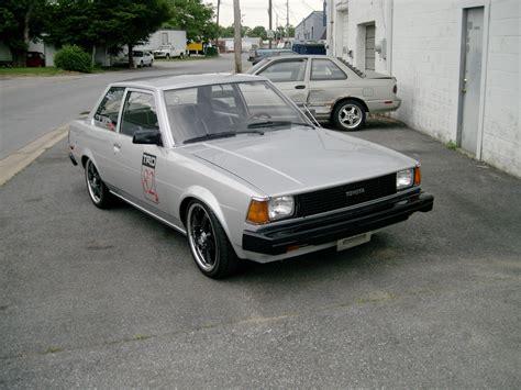 1982 Toyota Corolla Elmor92 1982 Toyota Corolla Specs Photos Modification