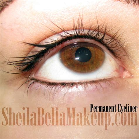 Eyeshadow Or Eyeliner permanent makeup and microblading