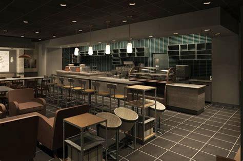 starbucks interior design 4u2c interiors