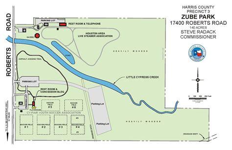 burroughs park field map maps
