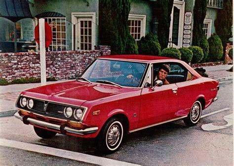 Toyota Corona 2 Car Show Classic Supra Powered 1973 Toyota Corona Ii